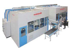 CNC gestuurde velgen polijstmachine